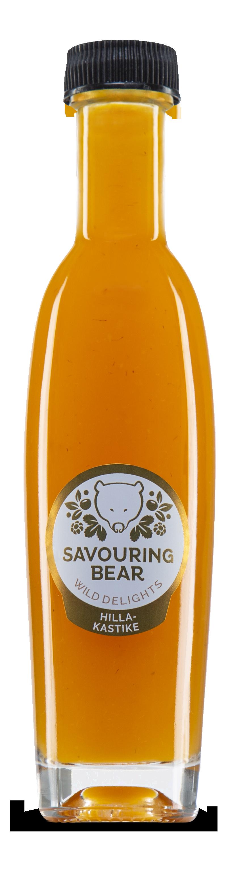 Savouring Bear Cloudberry Sauce